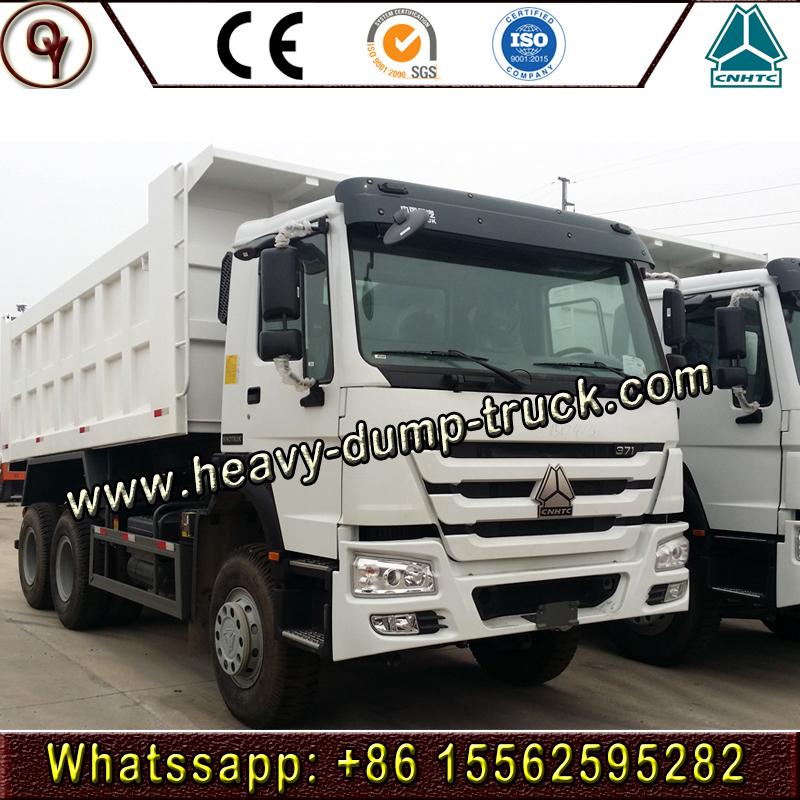 China Sinotruk HOWO 6X4 30-40t Dump Truk/Dumper Truck/Tipper Truck