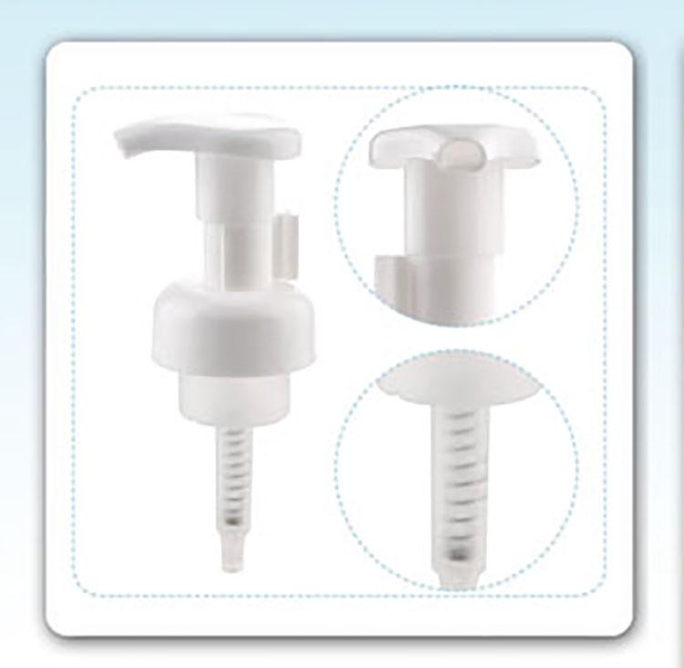 280ml Plastic Foam Soap Bottle Foam /Soap Pump Bottle (NB236)