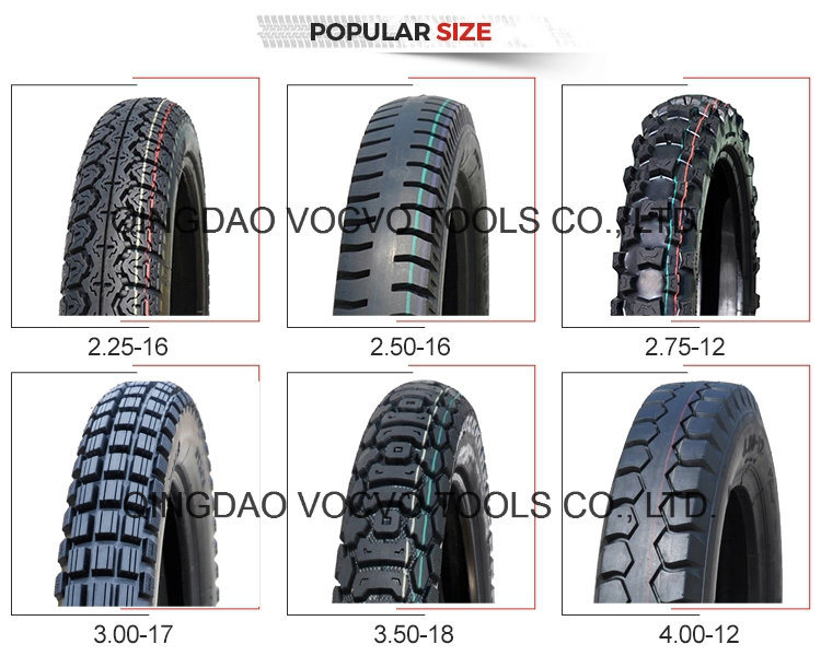 Motorcycle Agricultural Tricycle Tire 5.00-12