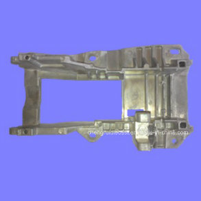 Customized OEM Magnesium Die Casting for Bracket Column Mounting