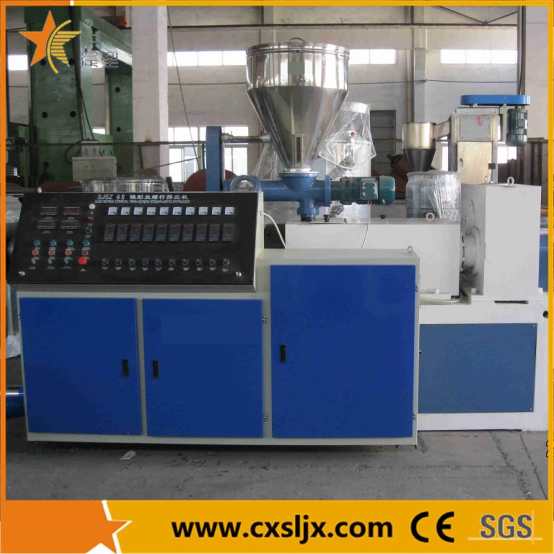 PVC Plastic Window Profile Extruder Machine (production line)