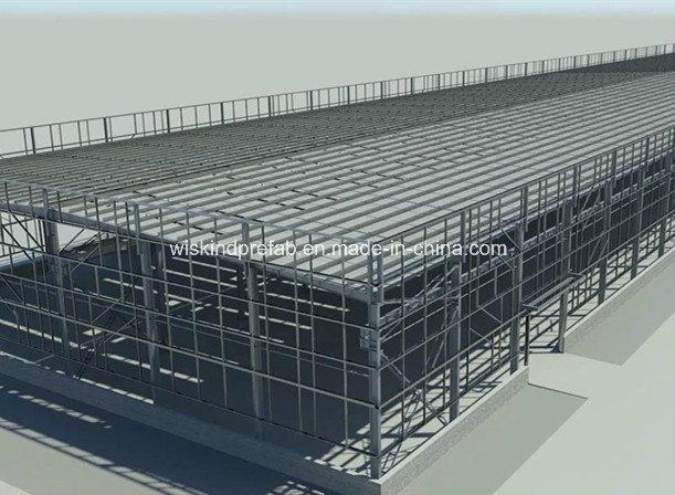 Pre-Engineered Steel Structure Building