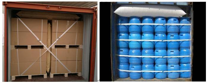 Complete Inflatable Dunnage Air Bag Bag Container