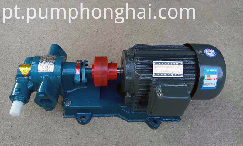 KCB18.3-KCB83.3 olive oil gear pump