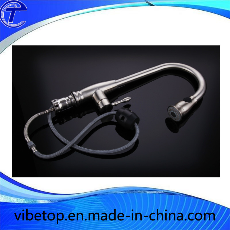 Brass Kitchen Hot and Cold Rotatable Faucet/Water Tap/Mixer