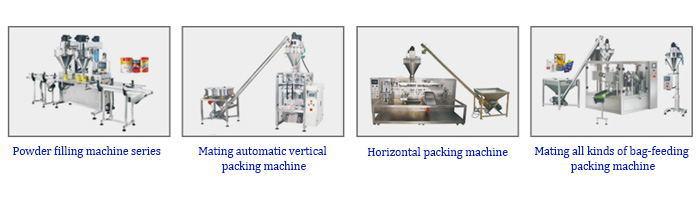 Horizontal Auger Measuring Machine for Packing Powder (JAS-30L)