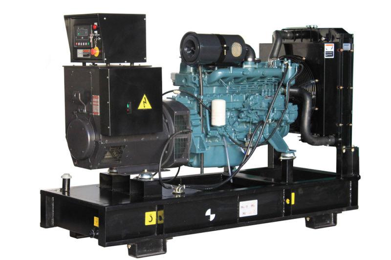 OEM Original Doosan Engine with Stamford Alternator Diesel Generator Set