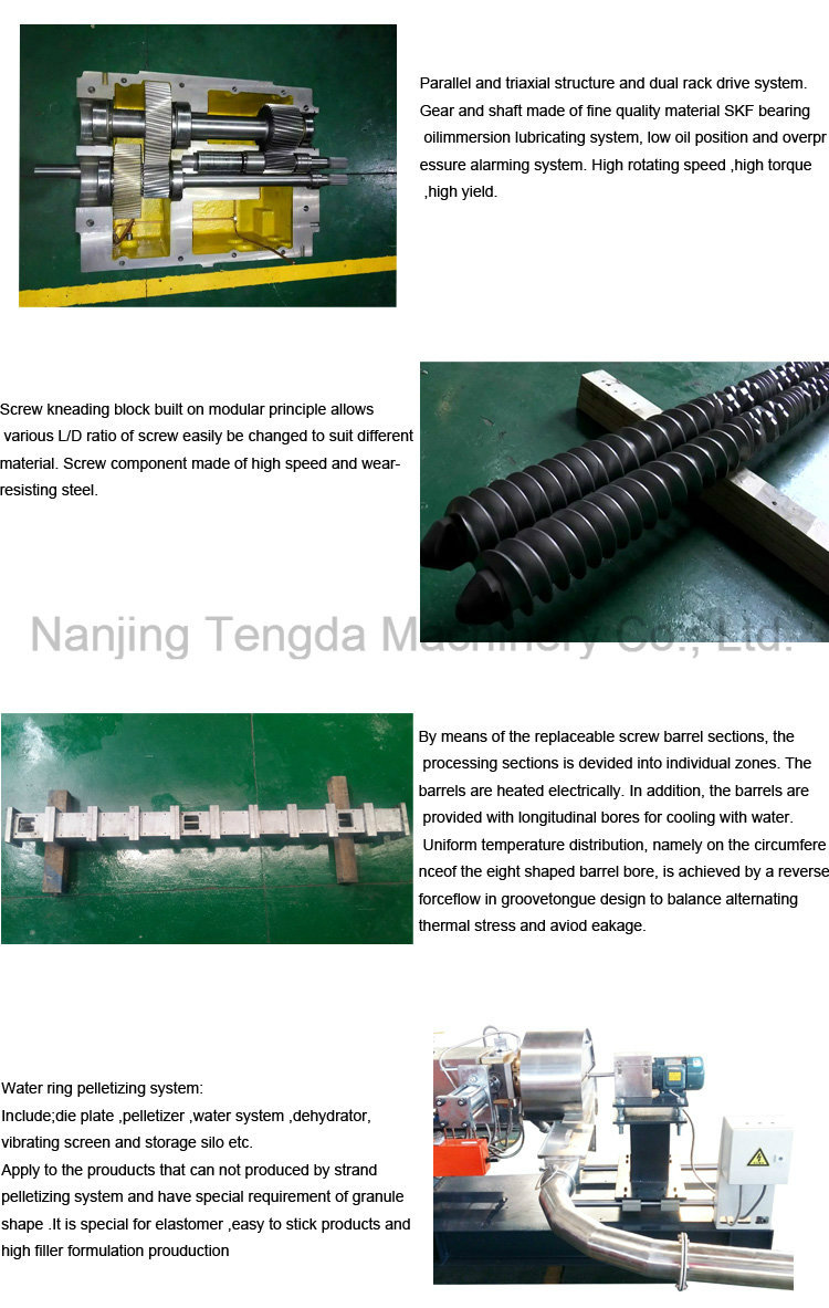 Reasonable 65mm Extruder Machine