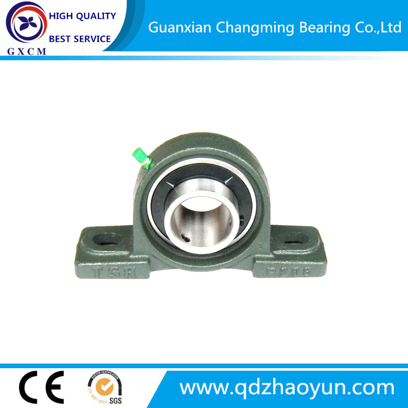Low Friction UC206 Bearing Insert Bearing Spherical Ball Bearing