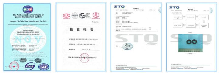NBR Temperature Resistance of Power Steering Oil Seal