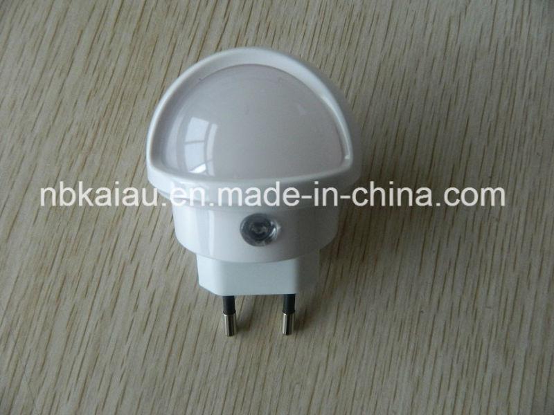 360 Degree Rotating Head Photocell Sensor LED Night Light (KA-NL371)