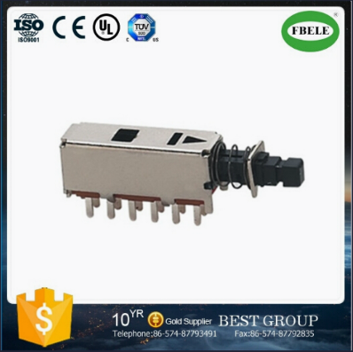 Metal Switch High Quality Switch Push Button Switch