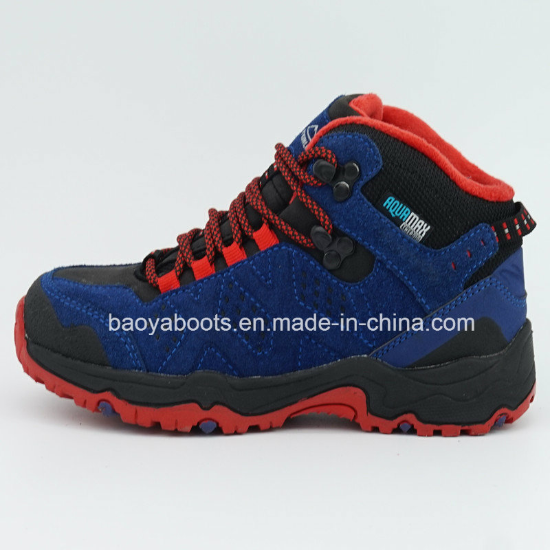 Children Outdoor Footwear Hiking Shoes with Waterproof