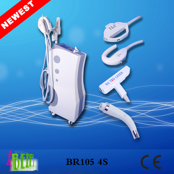Beauty Machine for Sale All Skin Care Elight IPL Hair Removal Skin Rejuvenation System