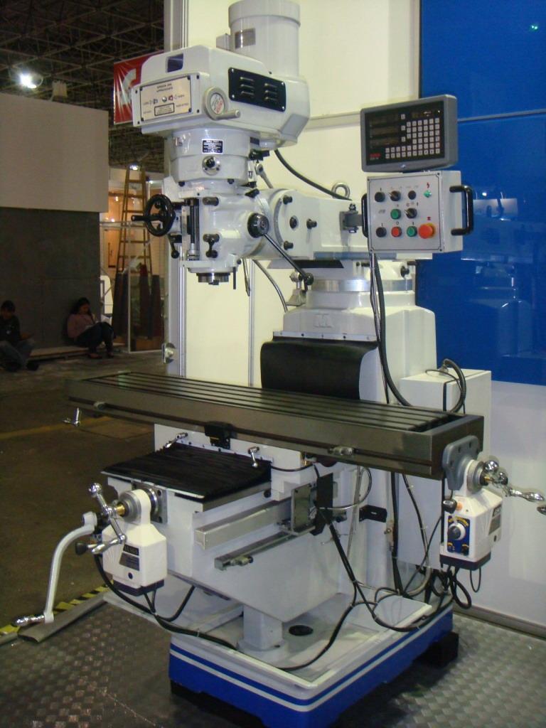 Mf6v Turret Milling Machine