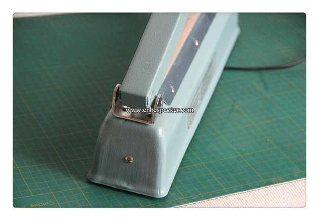 Food Bag Hand Heat Plastic Film Sealer