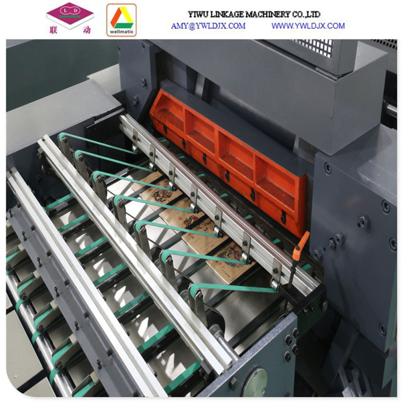 Note Exercise Book Making Machine Glue Machine