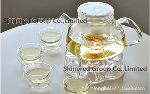 Hot Selling for European Borosilicate Flower Tea Pot, Coffee Pot