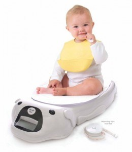 Ce Approved Digital Baby Scale