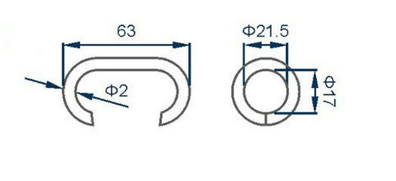 C2 C-Ring Plier for Mattress Manufacturing