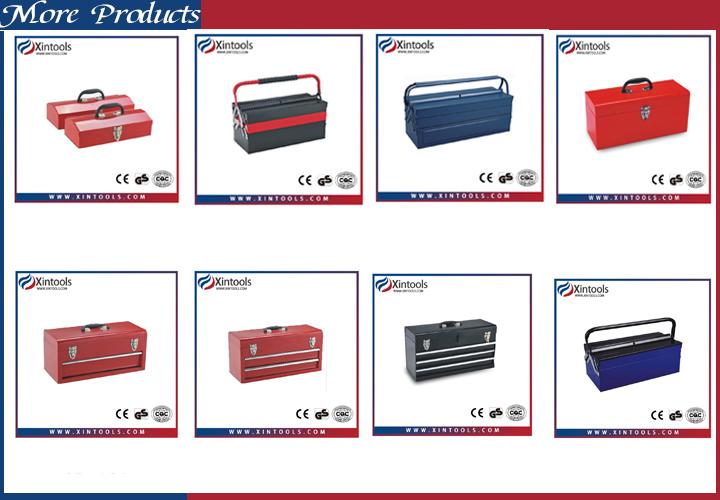 170PCS Tools Sets Portable Heavy Duty Tool Case Trolley