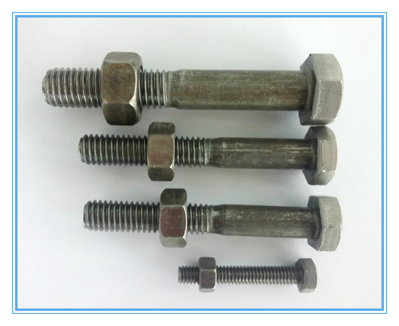 BS 1769 Hex Head Bolt with Strength Shank (British Standard)