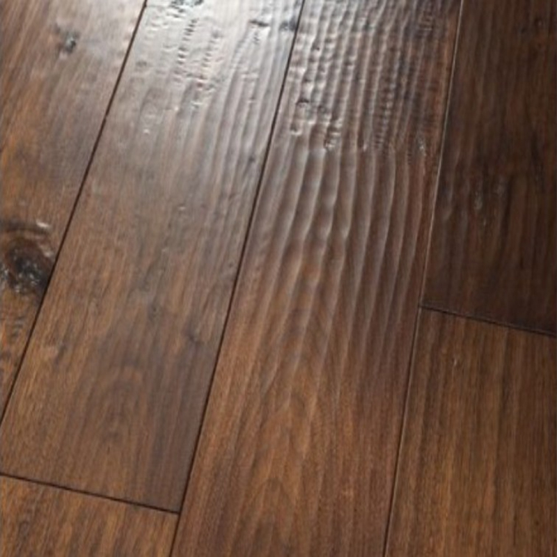 Handscraped Engineered American Walnut Flooring