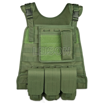 1000d Cordura or Nylon Military Tactical Vest SGS Standard
