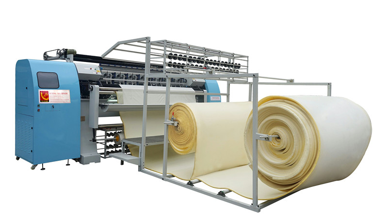 Yuxing High Quality Multi-Needle Quilting Machine Chain Stitch for Mattresses