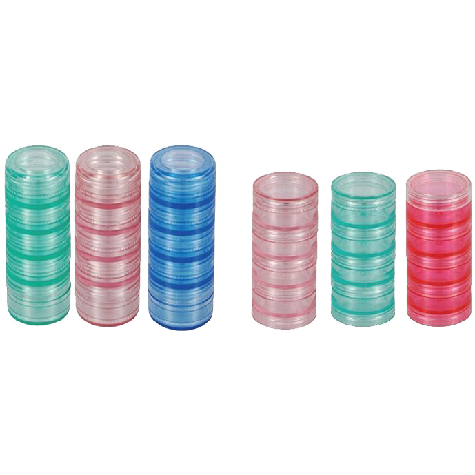 3ml & 4ml Multilayers Samll Jar