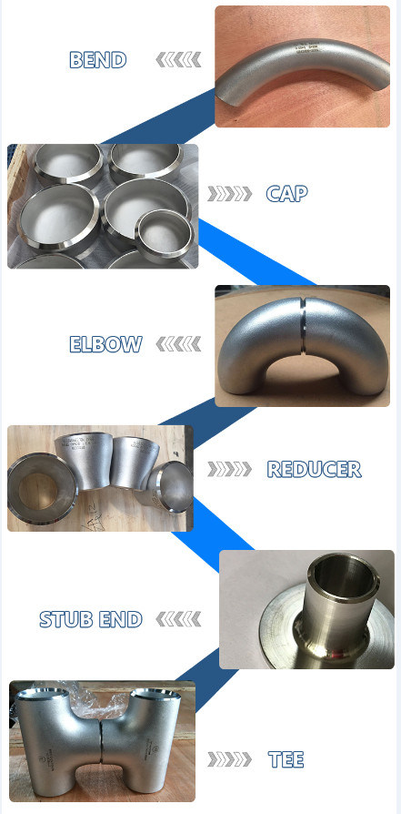 Butt Weld Seamless Stainless Steel Tp316 Concentric Reducer