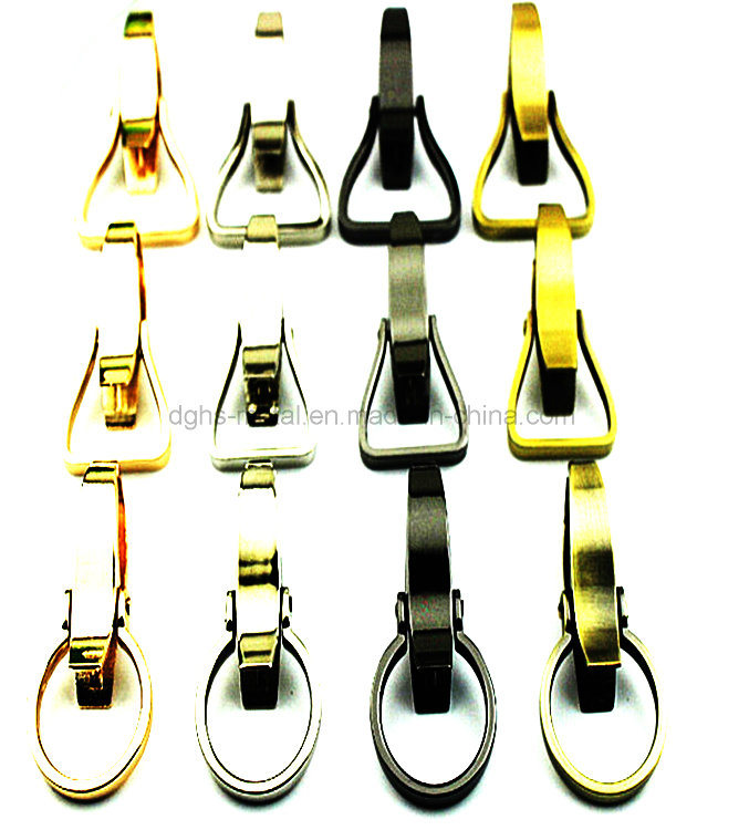 Hot Sale Stainless Steel Pet Swivel Snap Hook for Bag Accessories Dog Clips (BL2122)