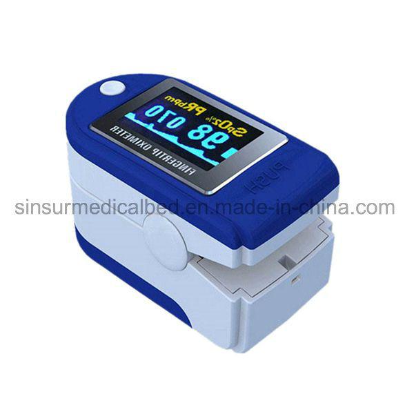 Cheap Portable Hospital/Home Use Fingertip Blood Monitor Pulse Oximeter