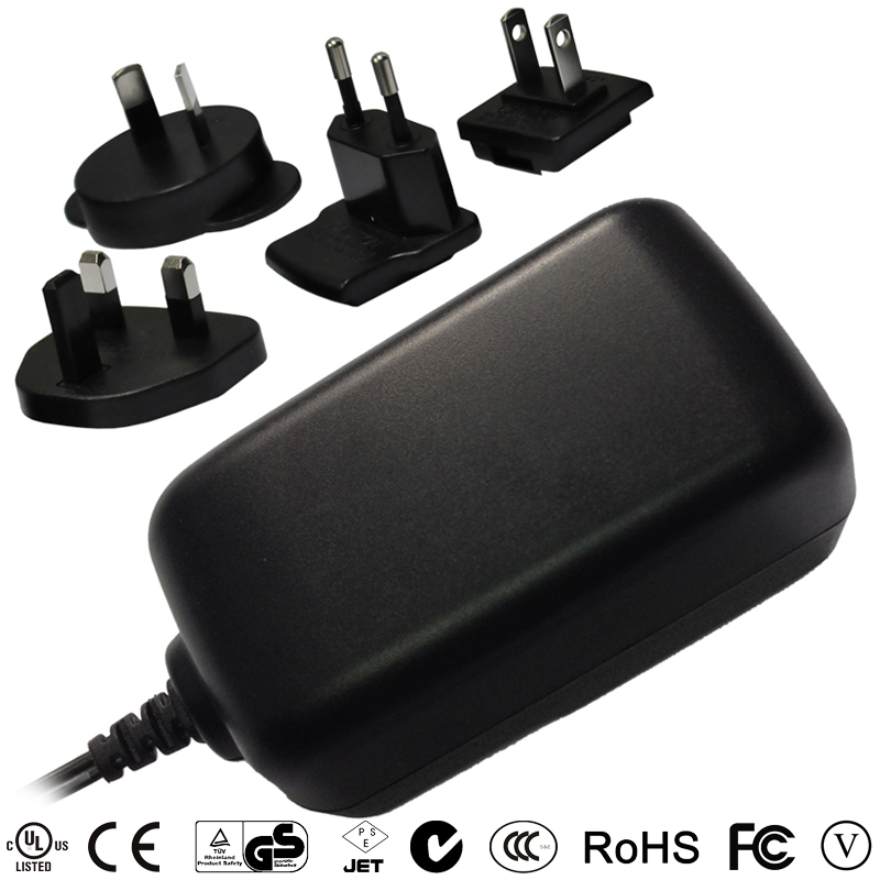 Universal Switching Power USB Travel Phone Charger