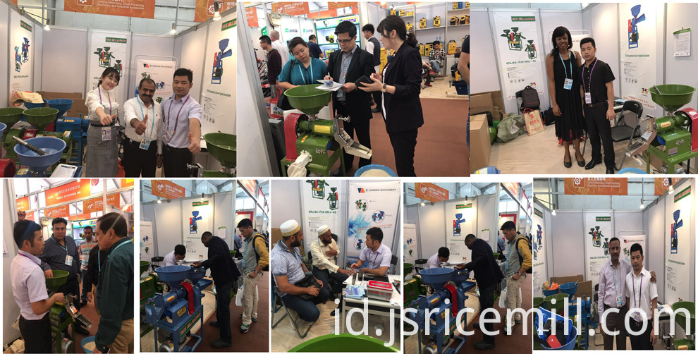 Animal Feed Pellet Machine exhibition