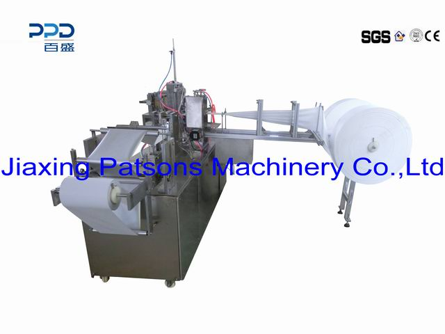 Single Sachet Wet Wipes Packaging Machine