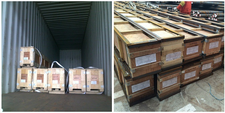 300 Series Seamless Stainless Steel Pipe for Ship
