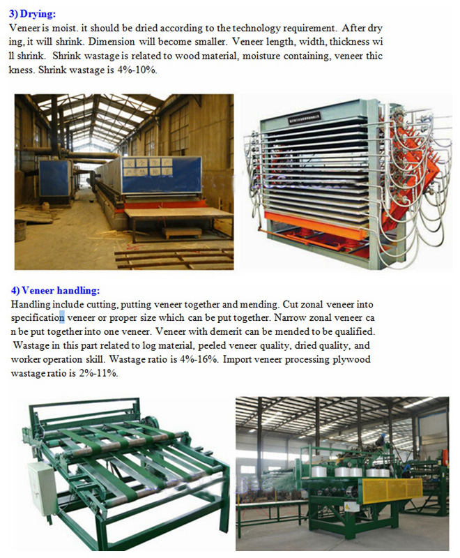 Plywood Laminating Hot Press Machine