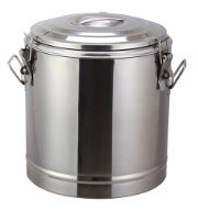 Hot Sale Stainless Steel Economic Type 3 Buckle Portable Insulated Foaming Food Container for Transport
