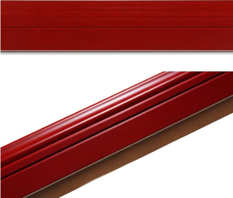 902 Baking Finish Laminated Flooring Accessories Skirting