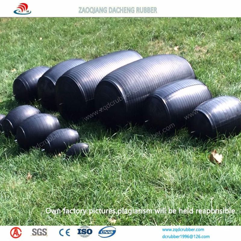 High Quality Polymer Materials Rubber Pipe Plugs for Repairing of Pipeline