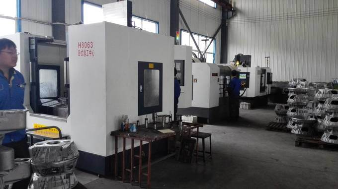 OEM High Quality Aluminum Die Casting Engine Filter Base