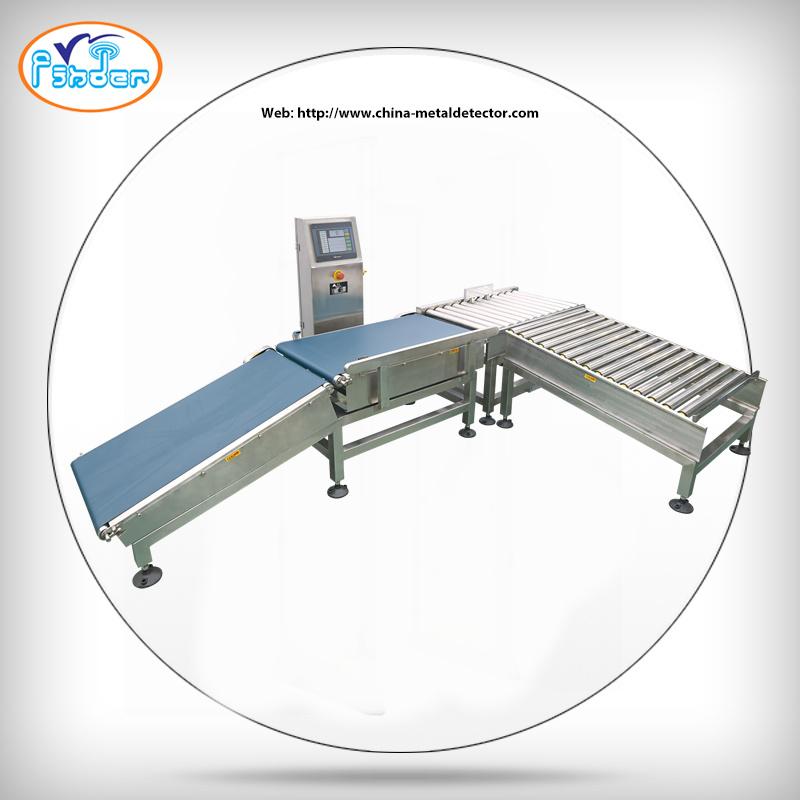 High Speed Conveyor Checkweigher