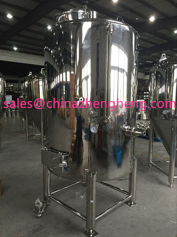 Stainless Steel Brite Beer Tank