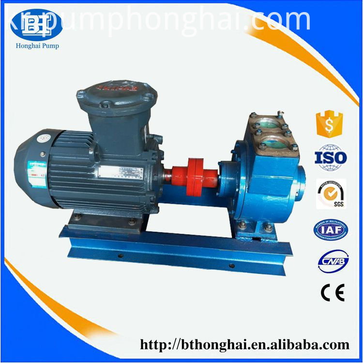 YCB circular arc gear pump