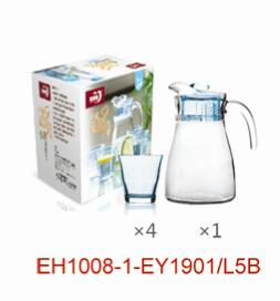 Glass Jug Dg-1366