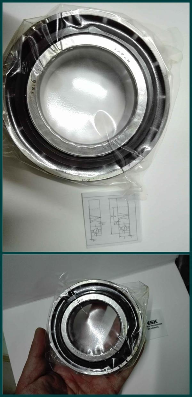 Automobile Front Wheel Bearing Single Row Angular Contact Ball Bearing