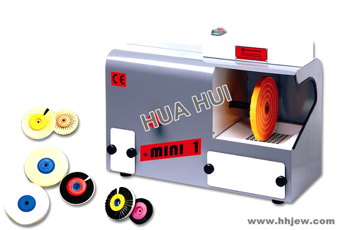 Jewelry Polishing Machine with Dust Collector Bench Grinder Jewelry Making Tools, Huahui Jewelry Machine & Jewelry Machinery &