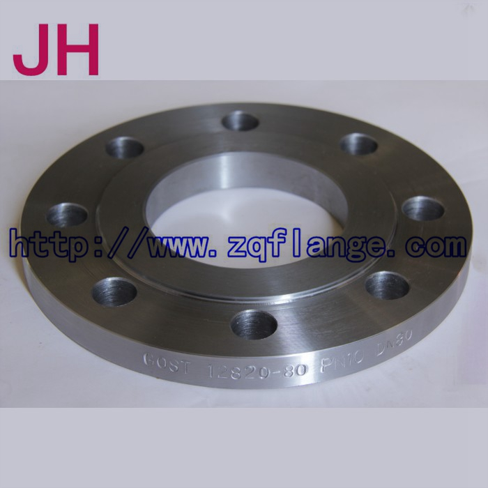 ASME, JIS, DIN, Carbon Steel Pipe Flanges (WN, SO, TH, LJ, SW, Blind)