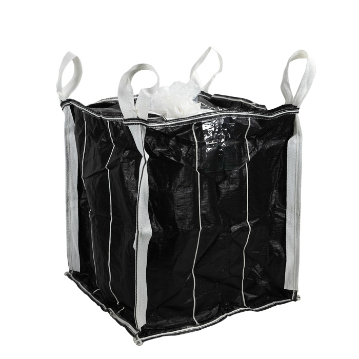 Anti-UV Black Color Carbon Black Jumbo Bags